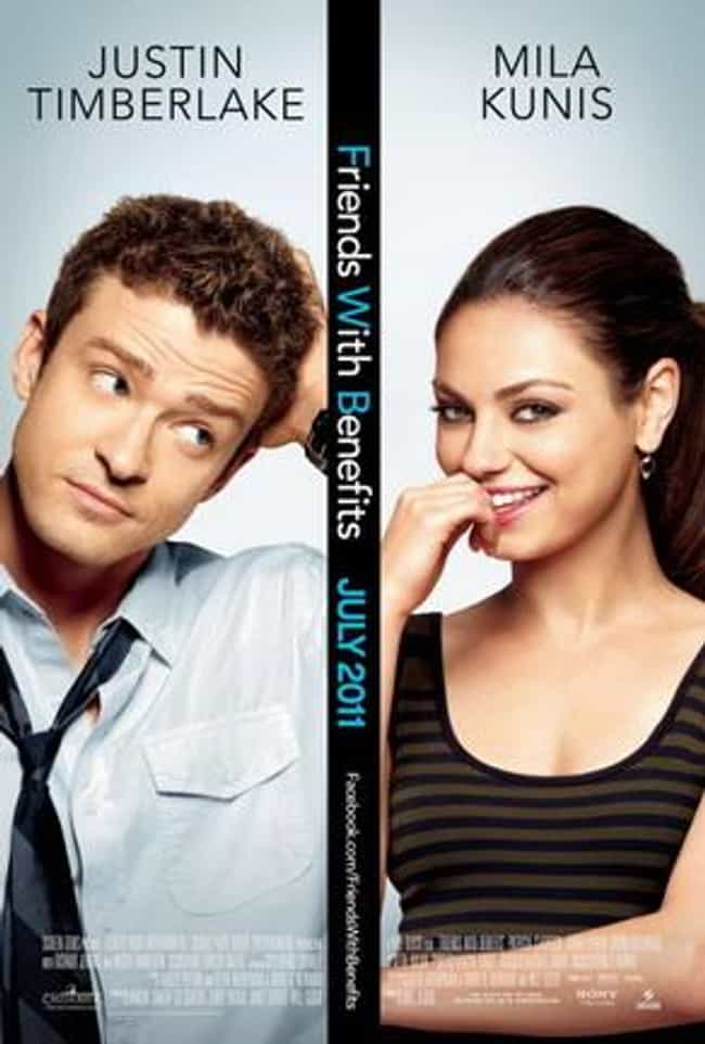Friends with Benefits is listed (or ranked) 8 on the list What to Watch If You Love Forgetting Sarah Marshall