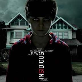 Insidious is listed (or ranked) 18 on the list Horror Movie Set-Ups You'd Least Like to Be Trapped In