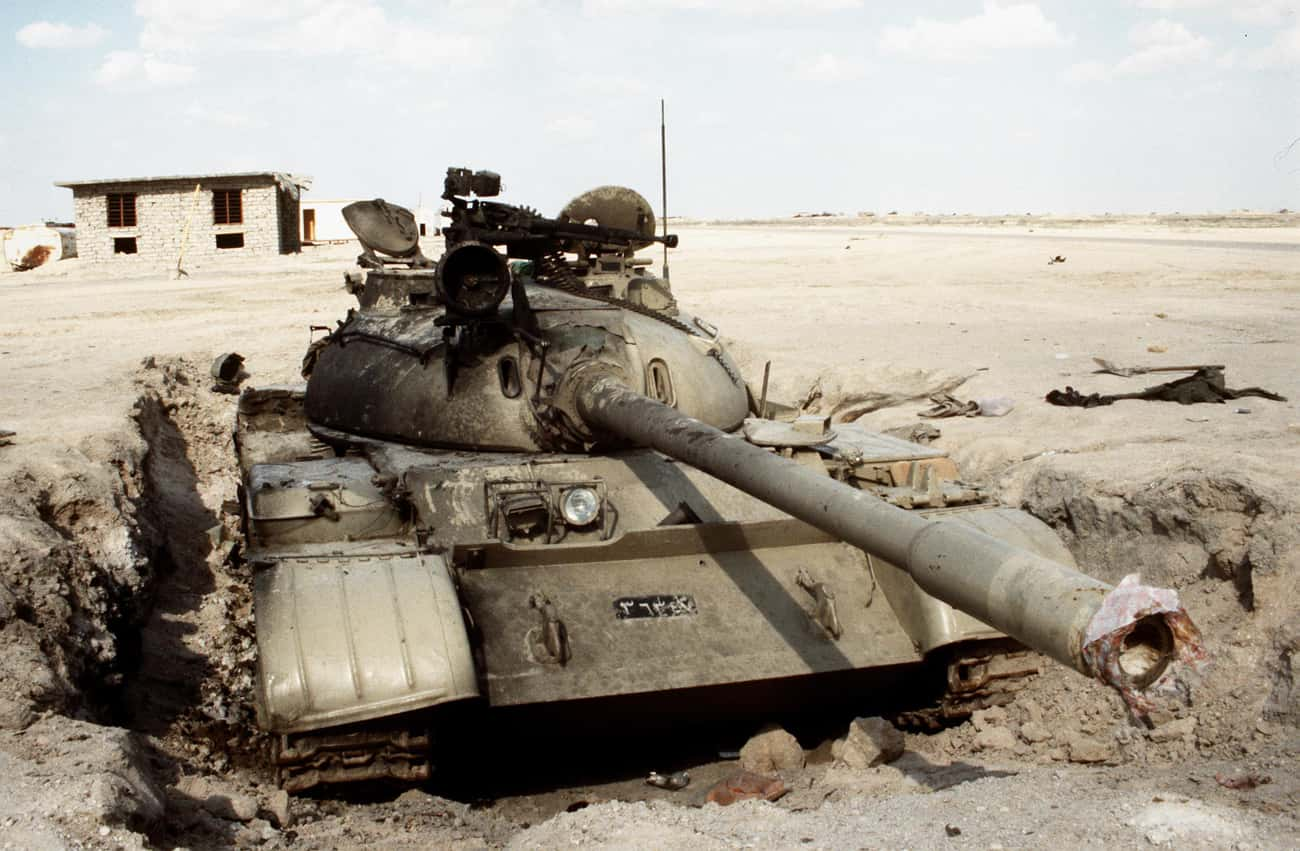 Battle for Jalibah Airfield is listed (or ranked) 3 on the list List Of Gulf War Battles