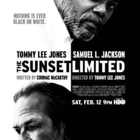 The Sunset Limited is listed (or ranked) 14 on the list The Top 20+ Best Tommy Lee Jones Movies of All Time, Ranked