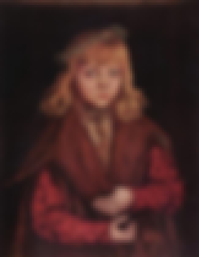 A Prince of Saxony is listed (or ranked) 1 on the list List of Famous Lucas Cranach The Elder Artwork