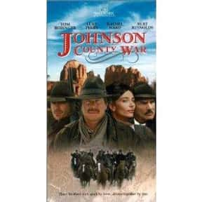 Johnson County War is listed (or ranked) 5 on the list The Best Luke Perry Movies