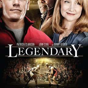 Legendary is listed (or ranked) 2 on the list The Best Sports Movies Streaming on Hulu