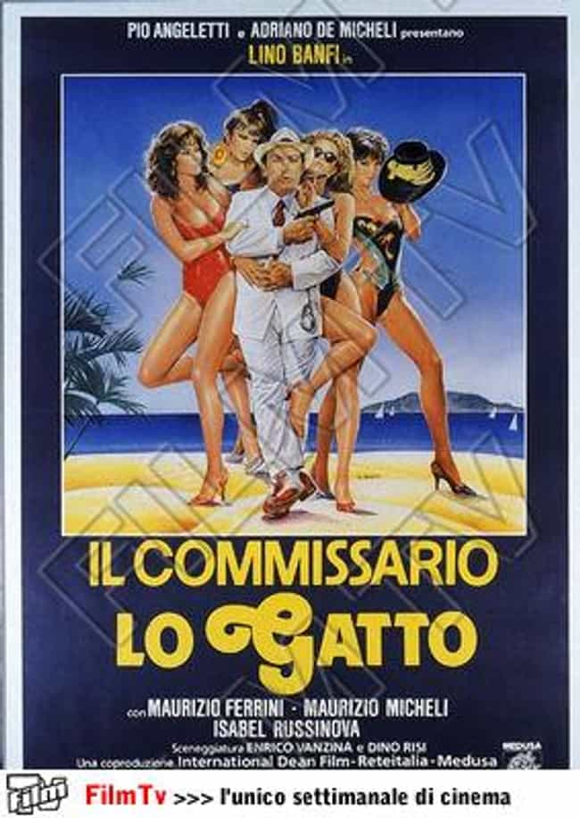 Il commissario Lo Gatto is listed (or ranked) 2 on the list The Best Lino Banfi Movies
