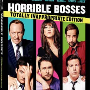 Horrible Bosses is listed (or ranked) 1 on the list The Best Charlie Day Movies