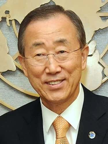 Ban Ki-moon is listed (or ranked) 2 on the list The Top United Nations Employees