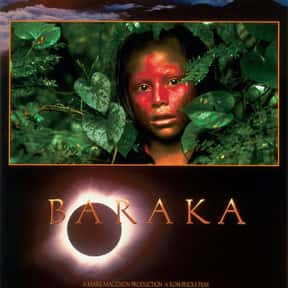 Baraka is listed (or ranked) 2 on the list The Best Documentaries Without Narration