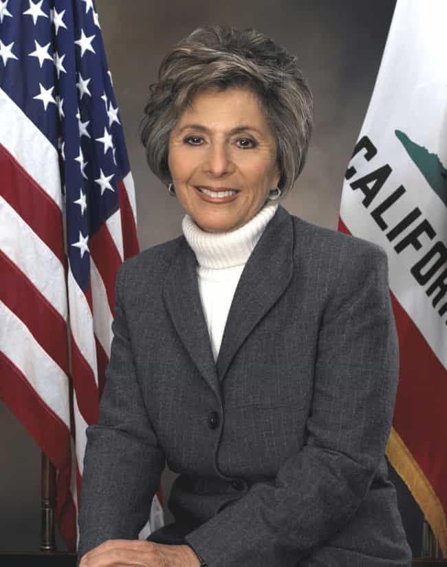 Barbara Boxer is listed (or ranked) 3 on the list Current Jewish Senators