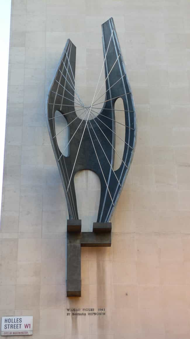 Barbara Hepworth is listed (or ranked) 7 on the list Famous Abstract Art Artists