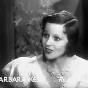 Barbara Kent is listed (or ranked) 22 on the list Famous People From Alberta