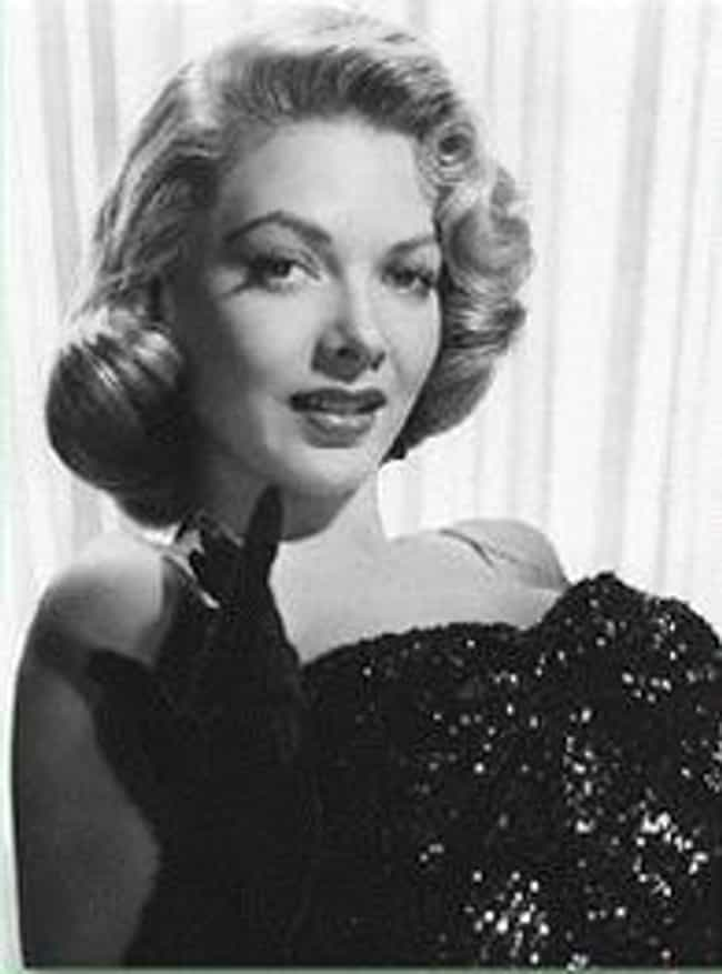 Barbara Lawrence is listed (or ranked) 4 on the list Women Who Cesar Romero Has Dated