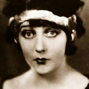 Barbara La Marr is listed (or ranked) 9 on the list List of Famous Silent Film Actresses