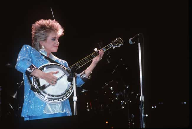 Barbara Mandrell is listed (or ranked) 7 on the list Famous Guitarists from Houston