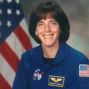 Barbara Morgan is listed (or ranked) 25 on the list Female Space Travelers: A Complete List