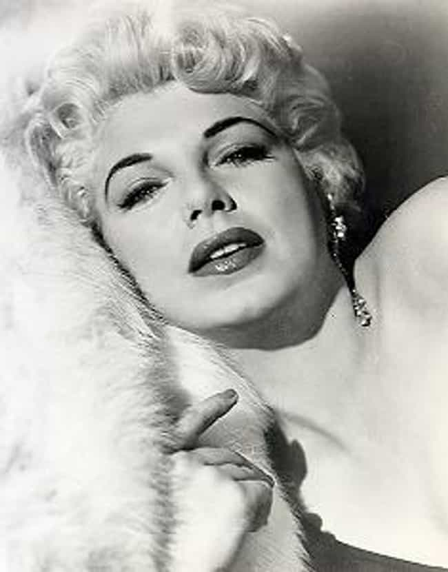 Barbara Nichols is listed (or ranked) 4 on the list Famous People Who Died of Liver Disease