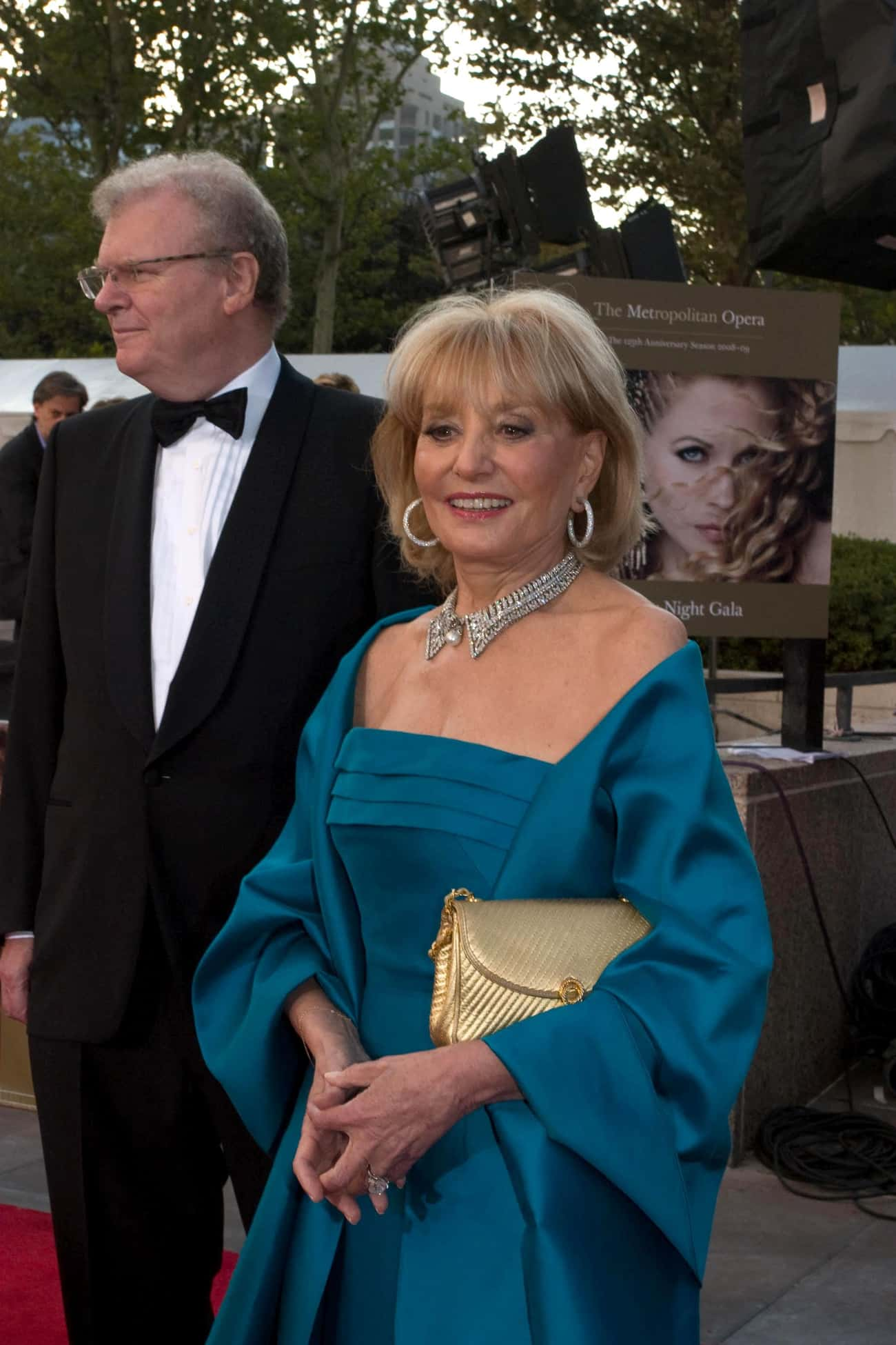 Barbara Walters is listed (or ranked) 4 on the list Famous People Born in 1929