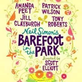 Barefoot in the Park is listed (or ranked) 2 on the list Neil Simon Plays
