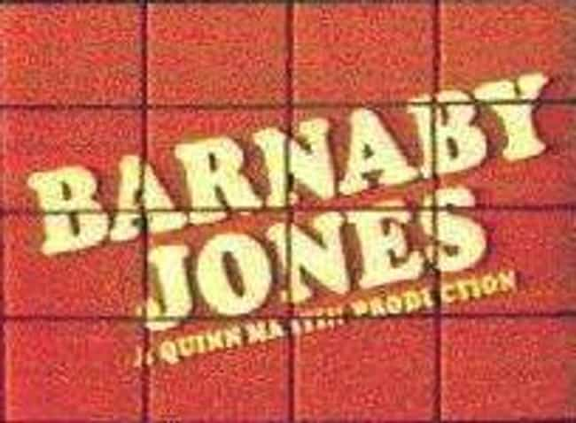 Barnaby Jones is listed (or ranked) 3 on the list TV Shows Produced By Quinn Martin