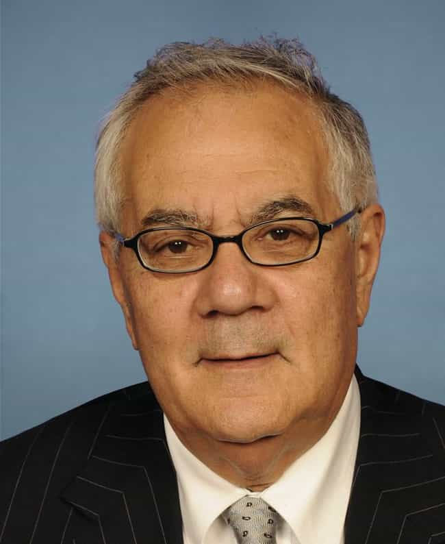 Barney Frank is listed (or ranked) 4 on the list Openly Gay US Politicians