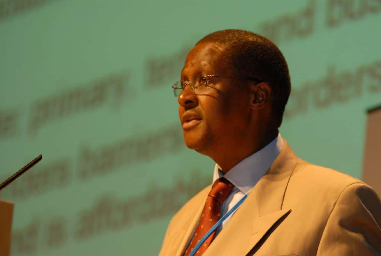Barney Pityana is listed (or ranked) 3 on the list Famous Lawyers from South Africa