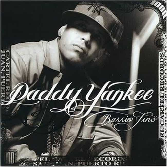 Barrio fino is listed (or ranked) 1 on the list The Best Daddy Yankee Albums of All Time