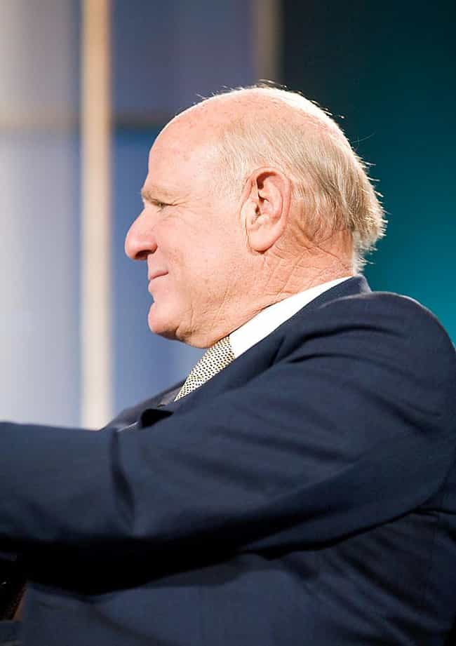 Barry Diller is listed (or ranked) 1 on the list Famous Friends of David Geffen