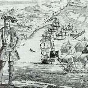 Bartholomew Roberts is listed (or ranked) 3 on the list List of Famous Pirates
