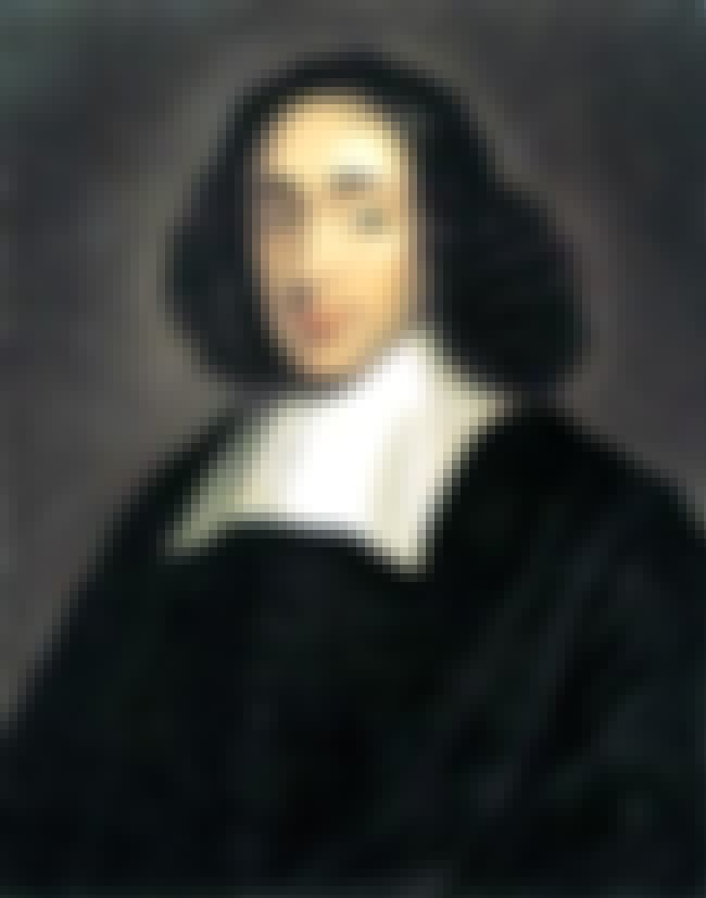 Baruch Spinoza is listed (or ranked) 1 on the list Famous Authors from Dutch Republic