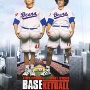 BASEketball is listed (or ranked) 17 on the list The Funniest Movies About Sports
