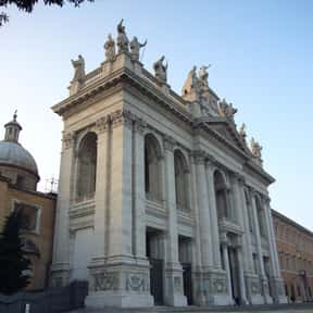 Archbasilica of St. John Later is listed (or ranked) 2 on the list Famous Baroque Architecture Buildings