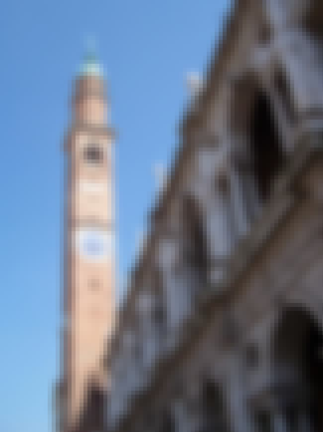 Basilica Palladiana is listed (or ranked) 1 on the list List of Andrea Palladio Architecture