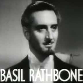 Basil Rathbone is listed (or ranked) 3 on the list Famous TV Actors from South Africa
