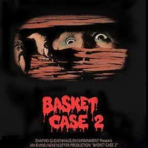 Basket Case 2 is listed (or ranked) 15 on the list The Scariest Horror Movies With Twins