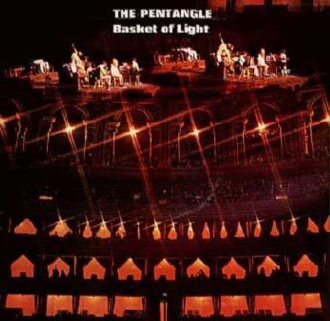 Basket of Light is listed (or ranked) 1 on the list The Best Pentangle Albums of All Time