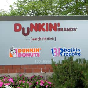 Baskin-Robbins is listed (or ranked) 20 on the list List of Companies That Hire Felons