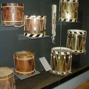 Basler drum is listed (or ranked) 2 on the list Instruments in the Percussion Family