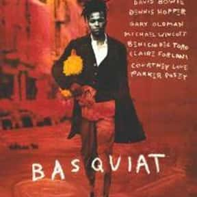 Basquiat is listed (or ranked) 4 on the list The Best Movies for Artists to Watch
