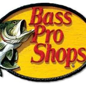 Bass Pro Shops is listed (or ranked) 10 on the list Companies Headquartered in Missouri