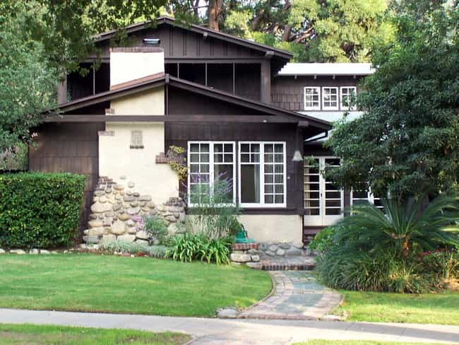 Batchelder House is listed (or ranked) 2 on the list List of Famous Pasadena Buildings & Structures