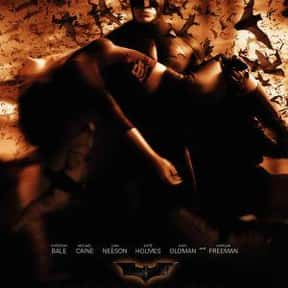 Batman Begins is listed (or ranked) 22 on the list The Best Superhero Movies Ever Made