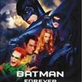 Batman Forever is listed (or ranked) 18 on the list The Greatest Guilty Pleasure Action Movies
