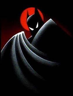 Random Greatest Animated Superhero TV Series