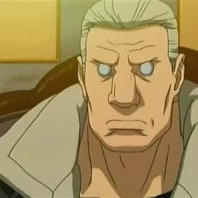 Batou is listed (or ranked) 5 on the list The Best Cyborg Anime Characters
