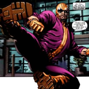 Batroc the Leaper is listed (or ranked) 13 on the list The Best Captain America Villains Ever
