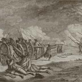 Battles of Lexington and Conco is listed (or ranked) 6 on the list The Most Important Battles in US History