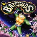 Battletoads is listed (or ranked) 10 on the list The Best Rare Games List