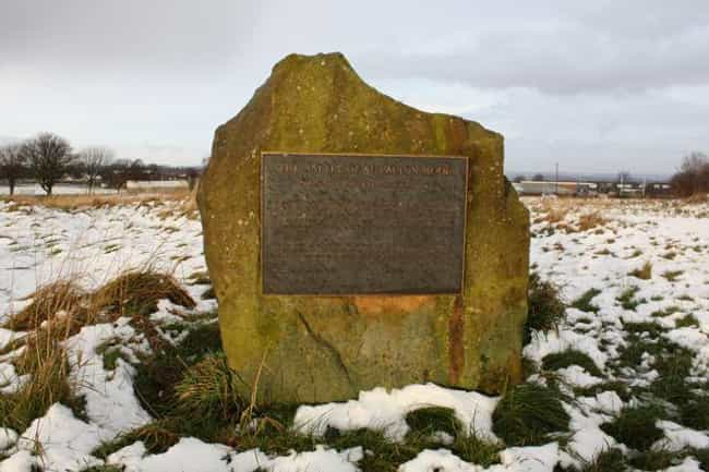 Battle of Adwalton Moor is listed (or ranked) 1 on the list List Of English Civil War Battles