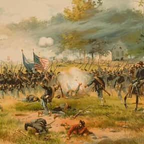 Battle of Antietam is listed (or ranked) 11 on the list The Most Important Battles in US History