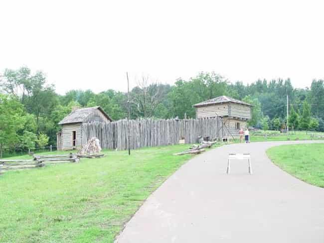 Battle of Apple River Fort is listed (or ranked) 3 on the list List Of Black Hawk War Battles