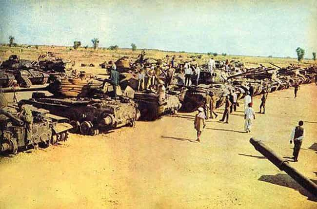 Battle of Asal Uttar is listed (or ranked) 1 on the list List Of Indo-Pak War of 1965 Battles